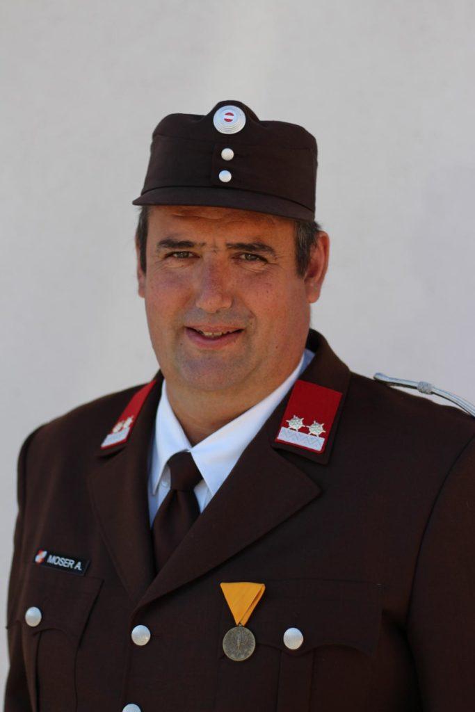 Gruppenkommandant KLF