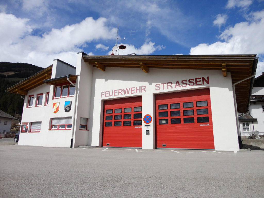 Gerätehaus Freiwillige Feuerwehr Strassen